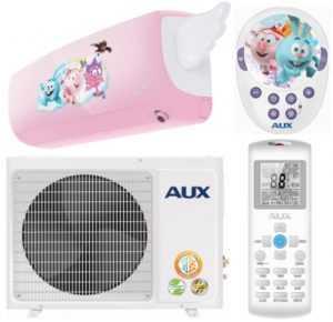 Кондиционер AUX Kids Inverter AWG-H09PN/R1DI AS-H09/R1DI